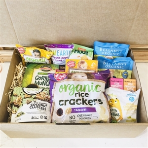 Picture of Little Organics March Munchies Box