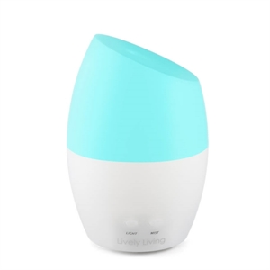 Picture of Lively Living Aroma Joy Diffuser White base