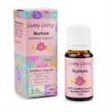 Picture of Lively Living  Nurture - 100% Certified Organic Oil 10ml