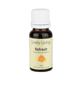 Picture of Lively Living Refresh - Essential Oil Blend 15ml
