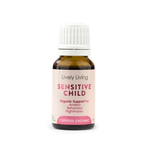 Picture of Lively Living Sensitive Child - 100% Certified Organic Oil 15ml