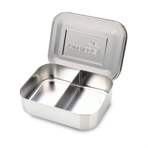 Picture of Lunchbots Stainless Steel Lunchboxes - Medium Duo Compartments