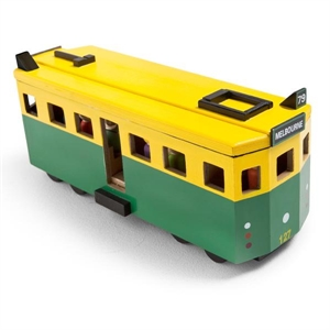 Picture of Make Me Iconic Melbourne Tram Toy