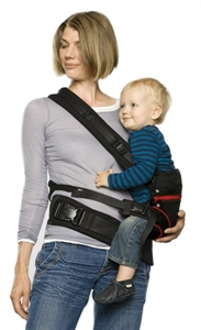 Picture of Manduca Organic Blackline Baby Carrier Radical Red