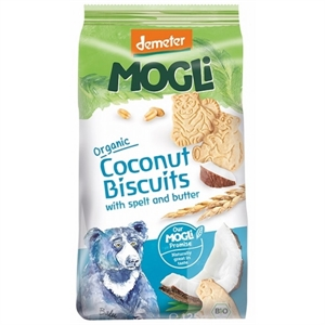 Picture of Mogli Organic Bear Biscuit -125g