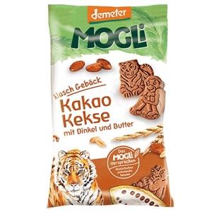 Picture of Mogli Organic Spelt Tiger Biscuits - 50g