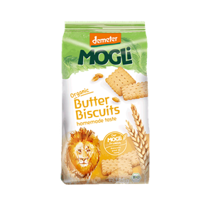 Picture of Mogli organic Butter Biscuits 125g