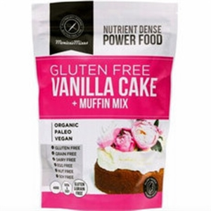 Picture of Monica's Mixes Gluten Free Vanilla Cake + Muffin Mix 400g