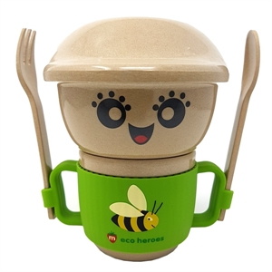 Picture of Munch Eco Hero Dinnerset