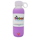 Picture of Munch Glass Water Bottle - Purple