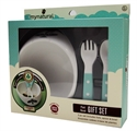 Picture of My Natural - Eco Bowl Light Blue Racoon Gift Set