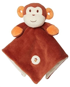 Picture of My Natural Lovie Blanket - Monkey