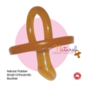 Picture of Natural Rubber Soother Orthodontic Large Single