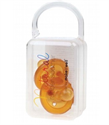 Picture of Natural Rubber Soother Round Small Twin Pack