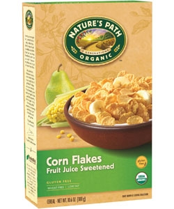 Picture of Nature's Path Corn Flakes - Fruit Juice Sweetened