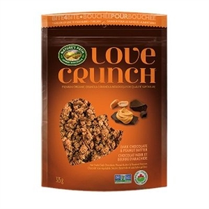 Picture of Natures's Path Love Crunch Premium Organic Granola - Dark Chocolate & Peanut Butter 325g