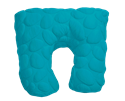 Picture of Nook Niche Feeding Pillow - Peacock (Teal)