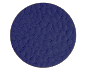 Picture of Nook Pebble LilyPad Playmat - Pacific (Navy)