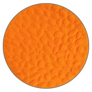 Picture of Nook Pebble LilyPad Playmat - Poppy (Orange)