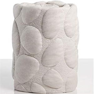Picture of Nook Pebble Pure Cot Mattress Protector - In 7 Colour Choices