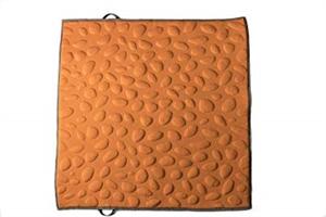 Picture of Nook Sleep Lilypad2 Playmat - Poppy Orange