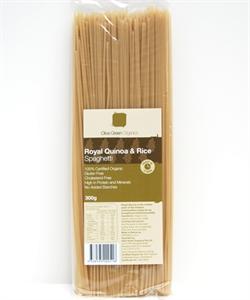 Picture of Olive Green Organics Royal Quinoa & Rice Spaghetti - 300g