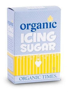 Picture of Organic Times - Icing Sugar 250g