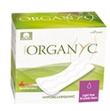 Picture of Organyc Pantyliners 24 Pack (No Wings)