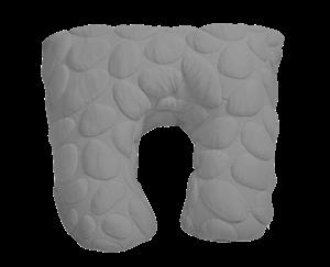 Picture of PREORDER (ETA December - January) Nook Niche Feeding Pillow - Misty (Grey)