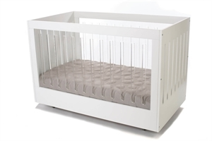 Picture of PREORDER (ETA December - January) Nook Pebble Pure Cot Mattress