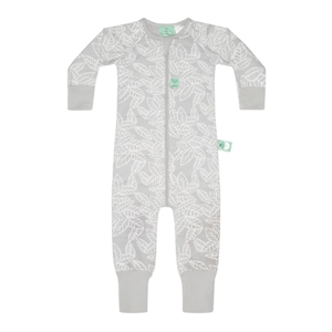 Picture of PREORDER ErgoPouch Winter Onesie (2.5 Tog) -Grey Marle (Available All sizes except12-24mths)