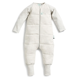 Picture of PREORDER ErgoPouch Winter Onesie (3.5 Tog) - Grey Marle (Available All Sizes Except 4-5)