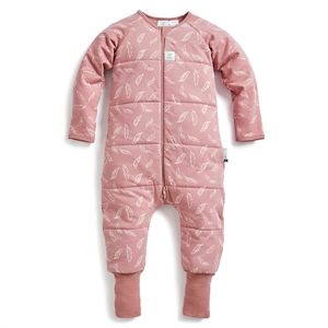 Picture of PREORDER ErgoPouch Winter Onesie (3.5 Tog) - Quill (Available 6-12 mths|12-24mths)