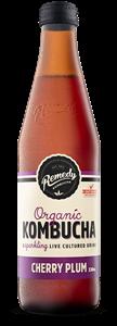 Picture of Remedy Kombucha Cherry Plum 330ml