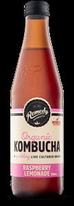 Picture of Remedy Kombucha Raspberry Lemonade 330ml