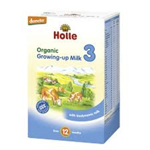 Picture of SALE HALF PRICE Holle Organic Infant Formula 3 - Toddler Formula (12+ months) 600gm Bulk Buy x 4 cases (BB 31.05.2021)