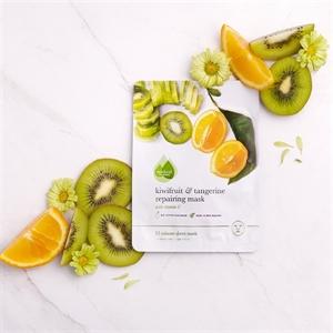 Picture of Skinfood New Zealand Kiwifruit & Tangerine Repairing Mask