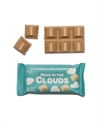 Picture of The Chocolate Yogi Head in the Clouds 35g bar Whyte Vegan Chocolate