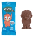 Picture of The Chocolate Yogi Oscar Dairy Free Mylk Chocolate 15g bar