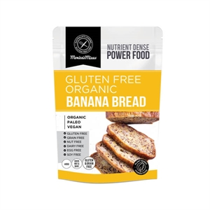 Picture of The Gluten Free Food Co Gluten Free Organic Banana Bread 400g