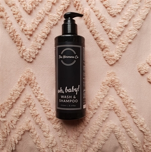Picture of The Hermosa Co Baby Bath Wash & Shampoo 250ml