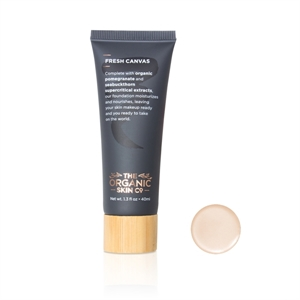Picture of The Organic Skin Co Fresh Canvas Liquid Foundation 40ml