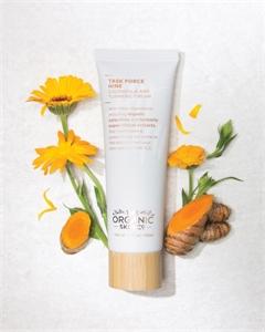 Picture of The Organic Skin Co Task Force Nine Calendula and Turmeric Cream 50ml