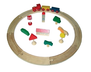 Picture of Train Track Set