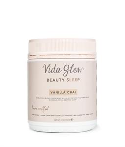 Picture of Vida Glow's Beauty Sleep Vanilla Chai - 30 servings