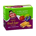 Picture of Whole Kids Apple & Blackcurrant Bar 5pk