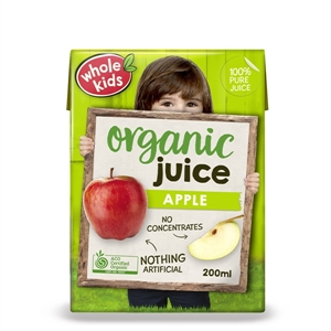 Whole Foods Apple Juice Boxes