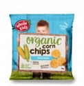 Picture of Whole Kids Organic Corn Chips - Sea Salt