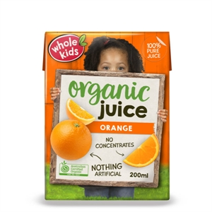 Picture of Whole Kids Organic Orange Juice