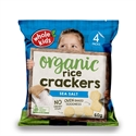 Picture of Whole Kids Organic Rice Crackers Sea Salt